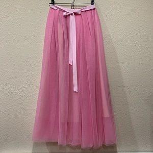 J.Crew Tulle Ball Skirt (brand new) 2